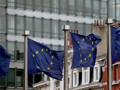 EU-Gebäude in Brüssel