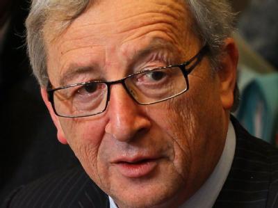 Jean Claude Juncker geht: «Es ist einfach ein echtes Zeitproblem». Foto: Julien Warnand