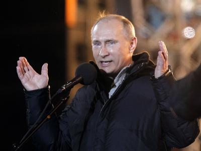 Putins Träne