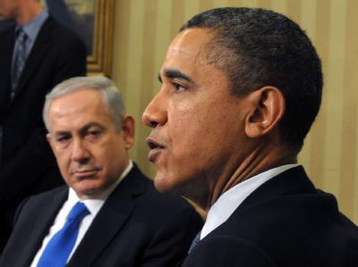 US-Präsident Obama setzt im Konflikt mit dem Iran auf Diplomatie und Sanktionen - Israels Ministerpräsident Netanjahu zweifelt an einer friedlichen Lösung. Foto: Amos ben Gershom, Israeli Government Pres Office (GPO)