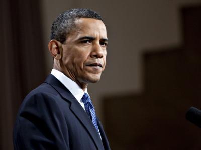 US-Präsident Barack Obama lässt mit Blick auf Syrien auch militärische Optionen prüfen. Foto: Daniel Acker