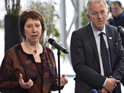 EU-Außenminister-Treffen in Kopenhagen