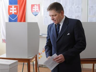 Wahl in der Slowakei