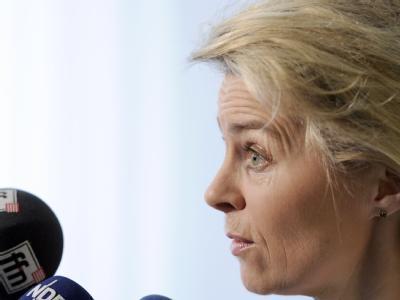 Arbeitsministerin Ursula von der Leyen will auch Selbstständige dazu verpflichten, für das Alter vorzusorgen. Foto: Alexander Körner/Archiv