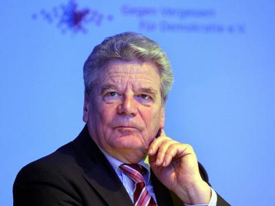 Hohe Erwartungen begleiten Joachim Gauck. Er ist mit 72 Jahren der älteste Bundespräsident bei Amtsantritt, aber ein erfahrener Politiker ist er nicht. Foto: Wolfgang Kumm