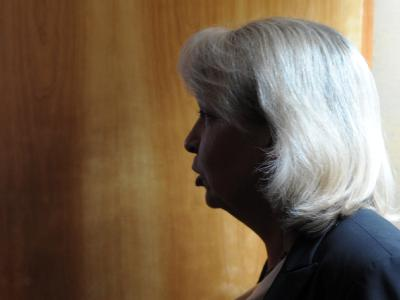 Ministerpräsidentin Hannelore Kraft könnte bei einem überzeugenden Wahlsieg in NRW auch als Kanzlerkandidatin der SPD ins Gespräch kommen. Foto: Federico Gambarini