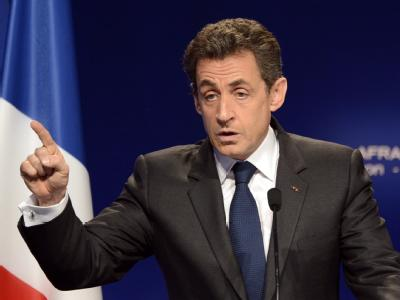 Frankreichs Präsident Nicolas Sarkozy. Foto: Stephane Reik