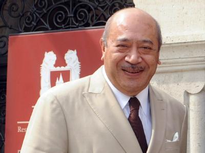 George Tupou V.