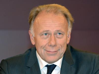 Grünen-Fraktionschef Jürgen Trittin. Foto: Karlheinz Schindler/Archiv
