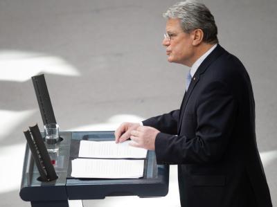 Gauck-Rede