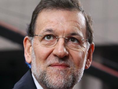 Spaniens Ministerpräsident Mariano Rajoy. Foto: Julien Warnand/Archiv