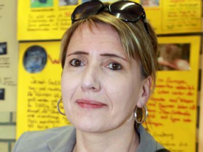 Simone Peter, Spitzenkandidatin der Grünen, war bis zum Scheitern der Koalition Umwelt- und Energieministerin im Saarland. Foto: Roland Holschneider