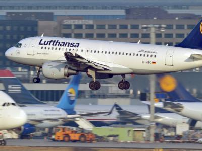 Der Frankfurter Flughafen wird immer mehr zur Zielscheibe für Tarifkonflikte. Foto: Boris Roessler/Archiv