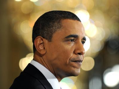 Die Gesundheitsreform ist das wichtigste innenpolitische Thema von Barack Obama. Foto: Shawn Thew