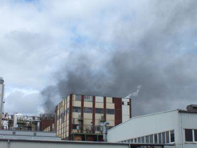 Über die Ursache des Unglücks im Chemiepark Marl herrscht noch Unklarheit. Foto: Karsten John