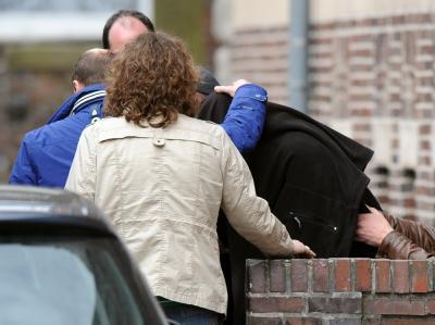 Gegen den Tatverdächtigen im Emder Mordfall läuft ein Ermittlungsverfahren wegen des Besitzes von Kinderpornografie. Foto: Ingo Wagner