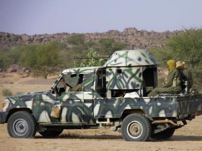 Im Norden Malis rücken Tuareg-Rebellen immer weiter vor.