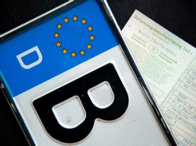 Die EU-Kommission will die Autozulassung deutlich einfacher gestalten. Foto: Robert Schlesinger