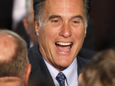 Mitt Romney in Wisconsin