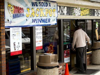 Mega-Lottogewinner in den USA