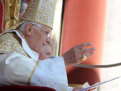 Päpstlicher Segen «Urbi et Orbi»