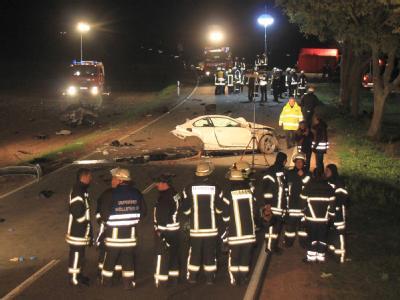 Unfall in Rheinland-Pfalz