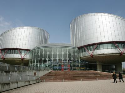 Der Europäische Gerichtshof für Menschenrechte in Straßburg. Foto: Rolf Haid