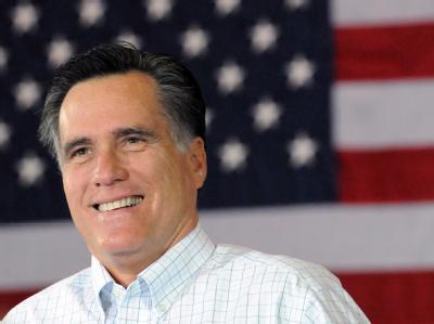 Der Multimillionär Mitt Romney gilt als «Flip-Flopper». Foto: Erik S. Lesser