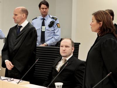 Breiviks Verteidigerteam
