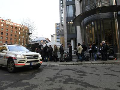 Prozessbeginn gegen Breivik