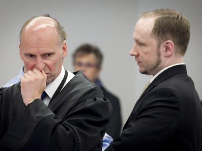 Breivik-Prozess