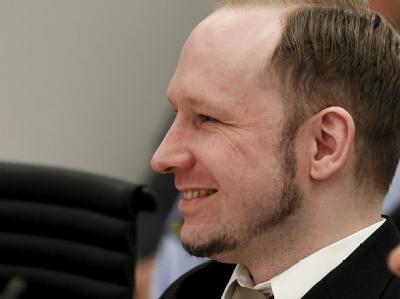 Anders Behring Breivik behauptet, er habe in Notwehr gehandelt. Foto: Heiko Junge