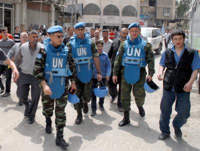 UN-Blauhelme