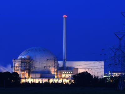 Atomkraftwerk Unterweser
