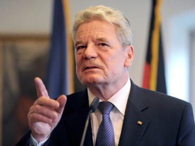 Im Fall Timoschenko erhöht die Bundesregierung den Druck auf die Regierung der Ukraine. Bundespräsident Gauck hat nach einem Zeitungsbericht einen Besuch im ukrainischen Jalta abgesagt. Foto: Marijan Murat