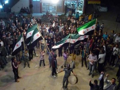 Unruhen in Syria
