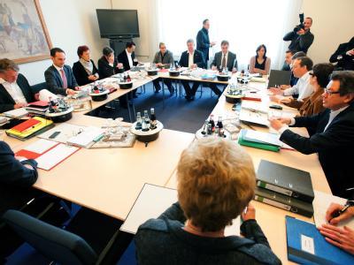 Koalitionsverhandlungen im Saarland