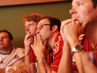Fans in München