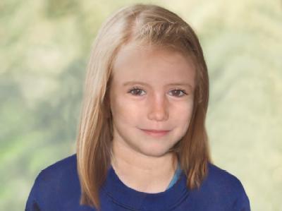 Ein Alterungsbild der Metropolitan Police London zeigt wie Madeleine McCann im Alter von neun Jahren aussehen könnte. Foto: Metropolitan Police/Teri Blythe
