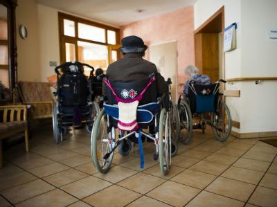 Alltag im Pflegeheim