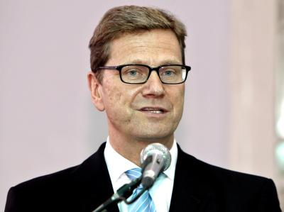 Der deutsche Außenminister ist «in großer Sorge um die Gesundheit von Julia Timoschenko». Foto: Nyein Chan Naing