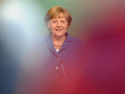 Die CDU-Parteivorsitzende und Bundeskanzlerin Angela Merkel. Foto: Marcus Brandt/Archiv