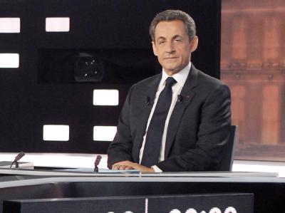 Der 57-jährige Sarkozy versuchte mit Angriffen auf das Zahlenwerk im Wahlprogramm seines gleichaltrigen Kontrahenten Hollande zu punkten. Foto: Patrick Kovarik