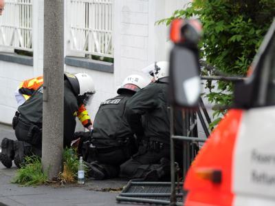 Ausschreitungen in Bonn