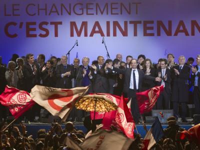 Frankreich-Wahl