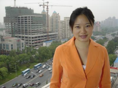 Melissa Chan musste China verlassen. Foto: Al-Dschasira