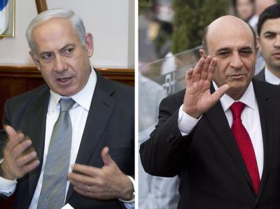 Netanjahu und Mofas