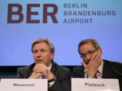 Hauptstadtflughafen Willy Brandt Airport - Pk
