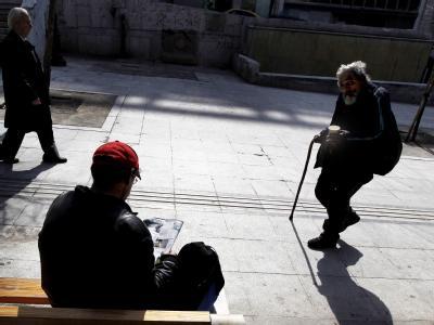 Das griechische Drama droht eine tragisches Ende zu haben. Die Stunde Null des Bankrotts und des Exodus aus dem Euroland rückt immer näher. Foto: Alkis Konstantinidis