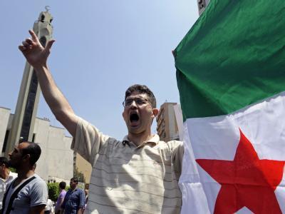Auch im Libanon bekämpfen sich Gegner und Anhänger des syrischen Machthabers Assad. Foto: Wael Hamzeh